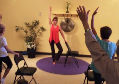 CHAIR YOGA WITH SHERRY